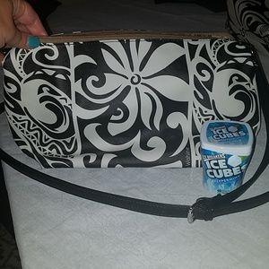 Happy Wahine Tapa Tiare handbag